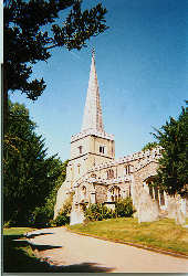 Picture of St Mary's Church Harrow on the Hill